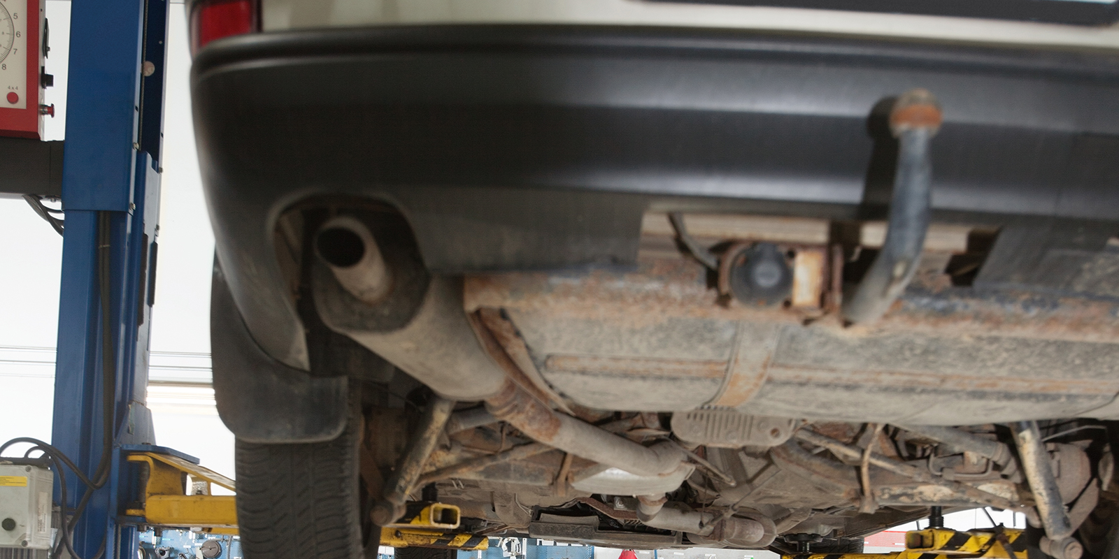 Inspect, Repair or Replace Your Exhaust with The Professionals At Carmichael's Auto